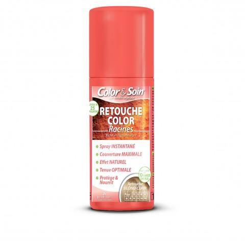 Color&Soin RETOUCHE razpršilo za prekrivanje narastka / SVETLO BLOND