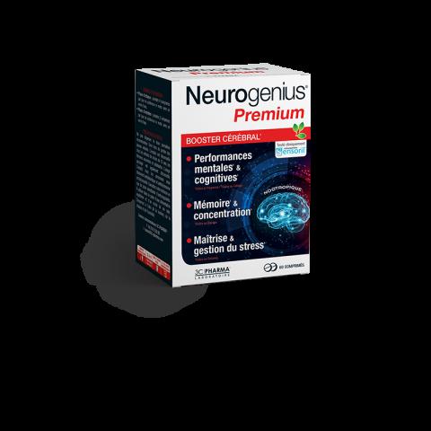 Neurogenius® PREMIUM, 60 stisnjenk
