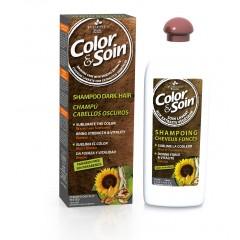 Color&Soin šampon za temne lase, 250 ml