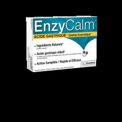 EnzyCalm, prebavni encimi, 30 kapsul