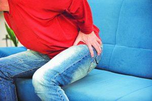 Bolečine v kolku