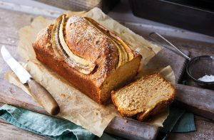 Recept za izjemno mehak bananin kruh